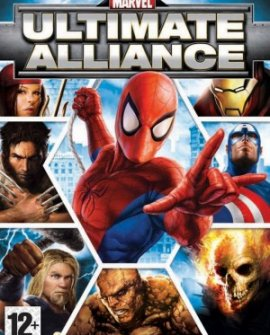 [PSP]Marvel Ultimate Alliance [FULL][CSO][ENG]