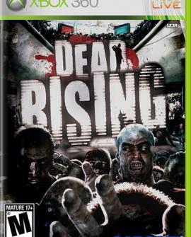 Dead Rising (2006) [PAL / ENG] [лицензия]