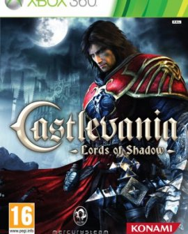 [XBOX360] Castlevania Lords Of Shadow [Region Free/RUS]