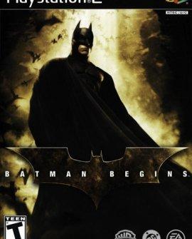 Batman Begins [RUS/ENG/NTSC]
