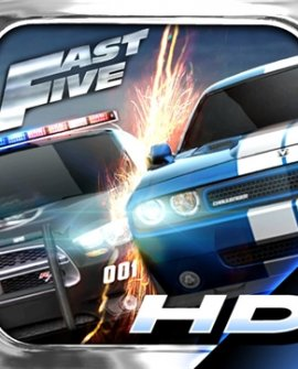 Форсаж 5 HD / Fast Five HD (2011)
