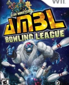 Alien Monster Bowling League [MULTI5][WII-Scrubber]