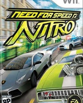Need for Speed Nitro (2010) [PAL] [ENG]