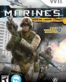 [Wii] Marines: Modern Urban Combat [PAL] [Eng] (2010)