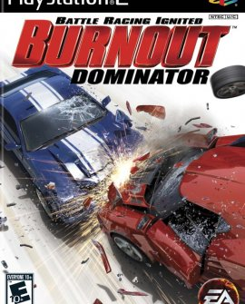 Burnout Dominator (2007) PS2