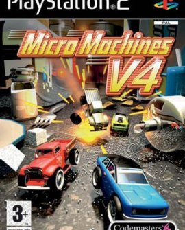 Micro Machines V4 (2006) PS2