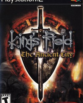 [PS2] King's Field: The Ancient City
