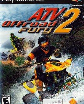 [PS2] ATV Offroad Fury 2 [ENG]