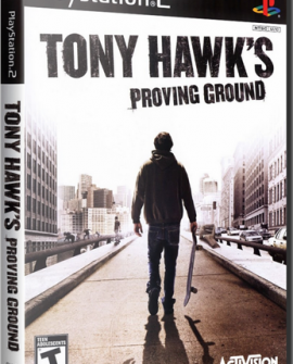 Tony Hawk's Proving Ground [NTSC/ENG]