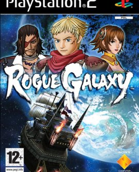 Rogue Galaxy (можна на ПК)