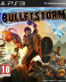 [PS3] Bulletstorm [RUS]