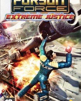 Pursuit Force Extreme Justice (2007) PSP