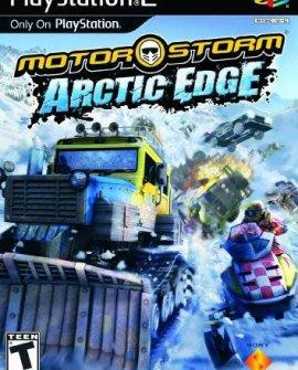 MotorStorm Arctic Edge / Арктическое безумие (2009) PS2