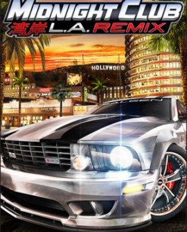 Midnight club La Remix (2008) PSP