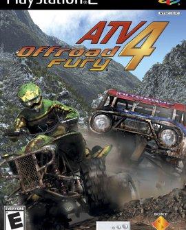 [PS2] ATV Offroad Fury 4 [Multi9]