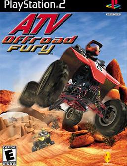 [PS2] ATV Offroad Fury [ENG]