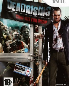 [Wii] Dead Rising: Chop Till You Drop [MULTI 5][PAL] (2009)
