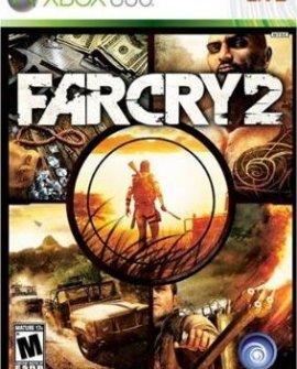 [Xbox 360]Far Cry 2 [PAL][RUS]