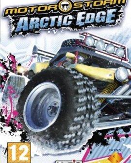 Motorstorm Arctic Edge / Арктическое безумие (2009) PSP