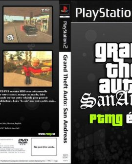 [PS2] GTA San Andreas PTMG Edition v2.1 [Multi4]