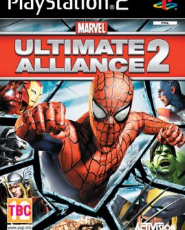 [PS] Marvel Ultimate Alliance 2 [RUS]