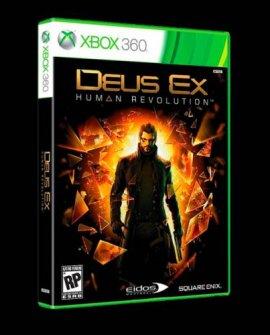 [XBOX360] Deus Ex:Human Revolution [Region Free][ENG]