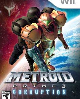 [Wii] Metroid Prime 3: Corruption [PAL] [ENG, DE] (2007)