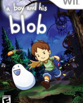 A Boy and His Blob [Multi 5] [PAL] [2009]