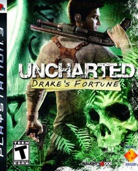 Uncharted - Антология (2007,2009) PS3