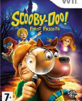 [WII] Scooby-Doo! First Frights [NTSC | ENG]