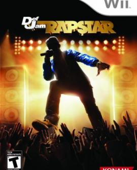 [Wii] Def Jam Rapstar [ENG] [PAL] [2010]