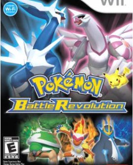 Pokemon Battle Revolution / EN / Fighting / 2007 / Nintendo Wii