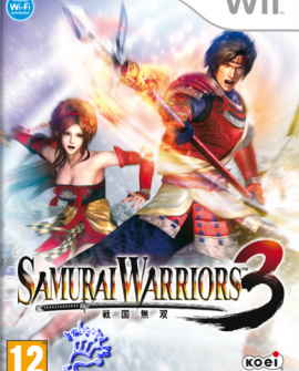 Samurai Warriors 3 [PAL] [Multi5] (2010)