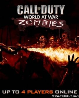 Call of Duty: Zombies 1.5.0 [2010, Action]