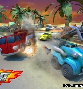 TNT Racer [2011, Action, Racing]