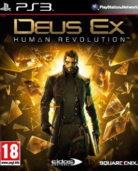 [PS3]Deus Ex: Human Revolution [EUR][ENG]