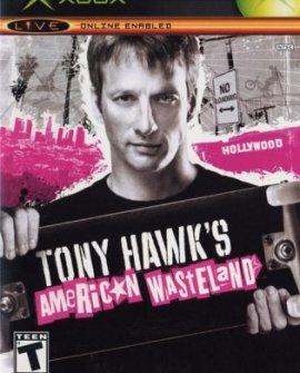 [Xbox]Tony Hawks American Wasteland
