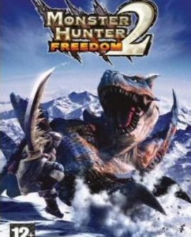 Monster Hunter Freedom 2 [ENG] [2007, Action]