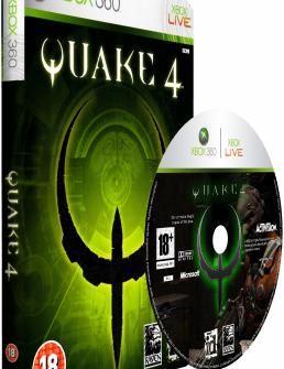 [XBOX360] Quake 4 [Region Free/RUS SOUND/2005]