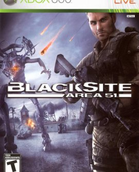 [XBOX360] BlackSite Area 51 [2007/Rus sound]