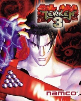 Tekken 3 Plus[PS1]