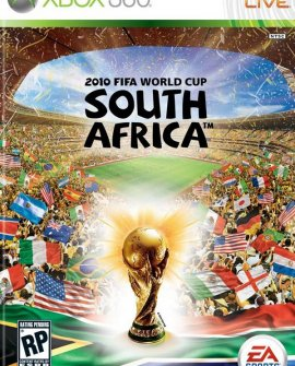2010 FIFA World Cup South Africa| RUS (XBOX 360)