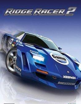 [PSP] Ridge Racer 2