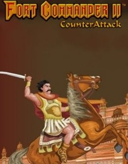 [PSP] Fort Commander II: CounterAttack