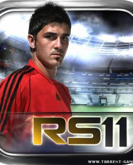 [Android] Real Football 2011 v. 3.1.5 [Sport (Soccer) / 3D, HD, ENG]