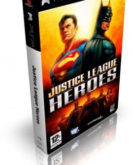 Justice League Heroes [RUS] [2006 Action]