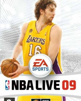NBA Live 09 [2008, Sport]