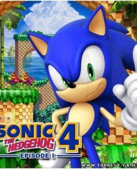 Sonic The Hedgehog 4™ Episode I [2010] iPhone / iPod