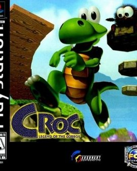 [PSX-PSP] Croc: Legend of the Gobbos