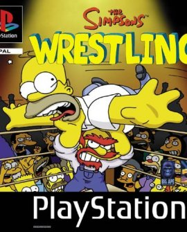 [PSX-PSP] The Simpsons Wrestling